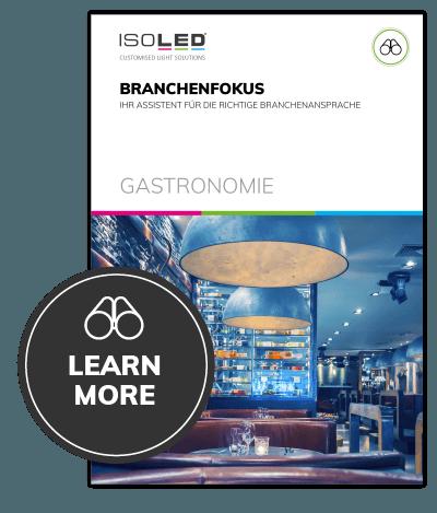 Industry focus gastronomy