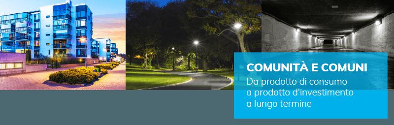 Comunitá e Comuni