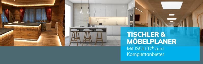 Tischler und Möbelplaner